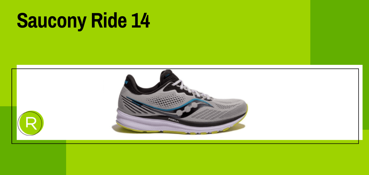 Mejores zapatillas running para mujer 2021, Saucony Ride 14