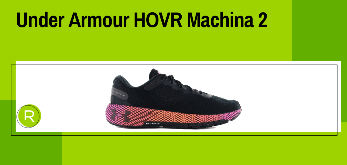 Mejores zapatillas running para mujer 2021, Under Armour HOVR Machina 2