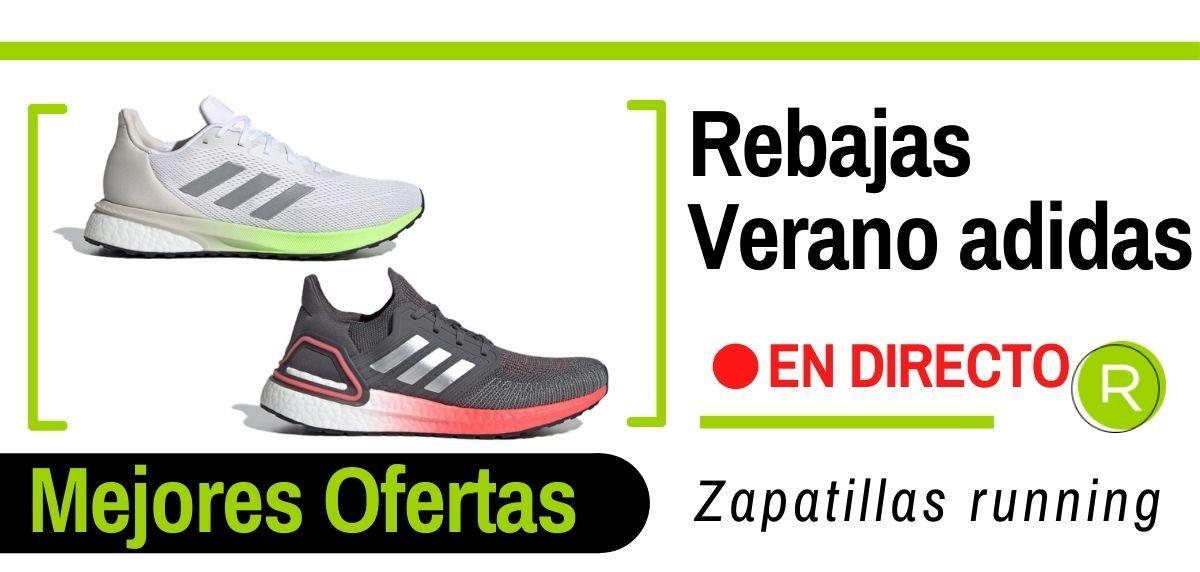 Rebajas de verano adidas 2021: los mejores chollos en zapatillas