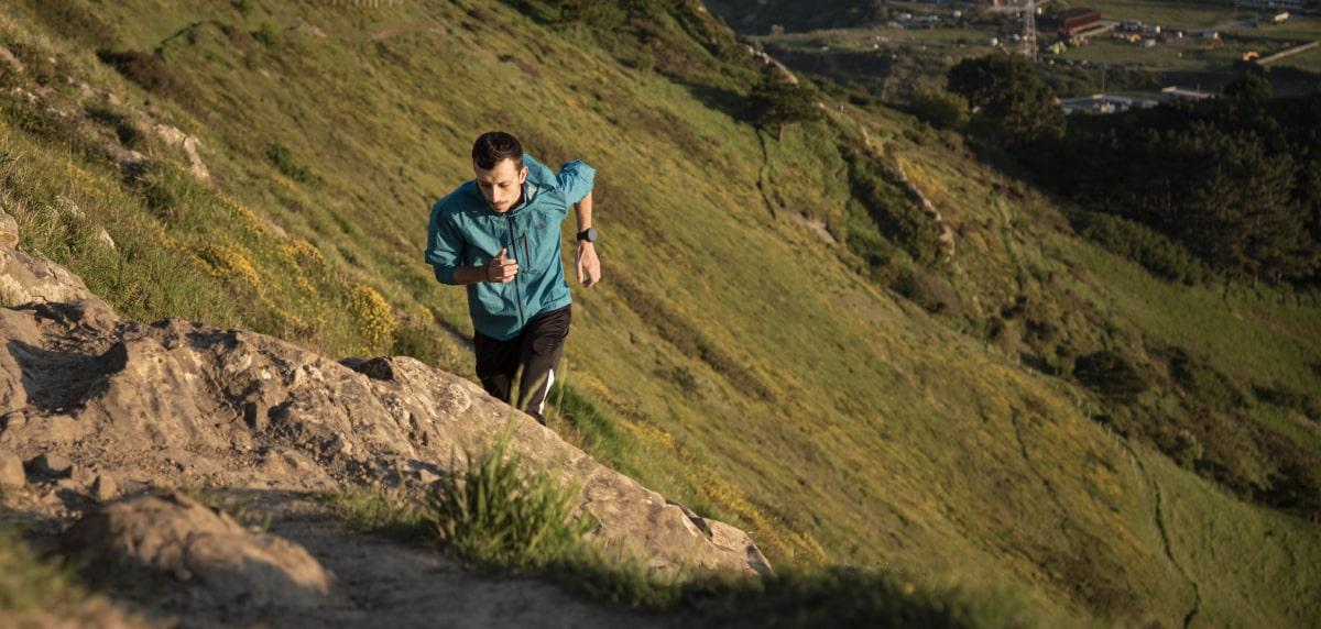 Neutrino Jacket de Ternua: trail running