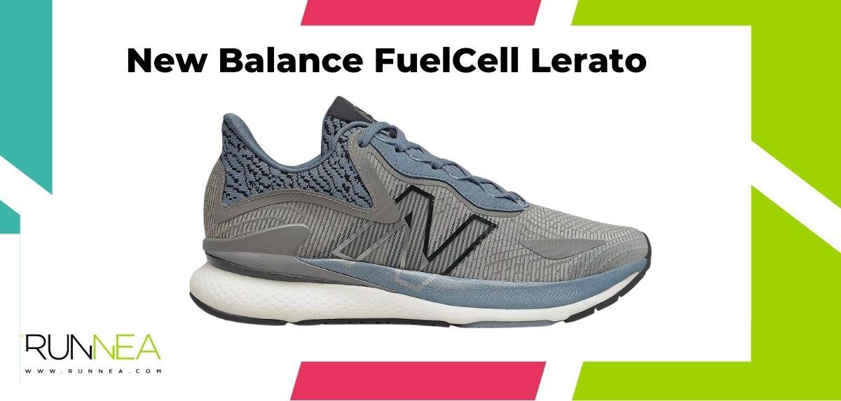 Zapatillas de running para más de 100 kilos, New Balance FuelCell Lerato