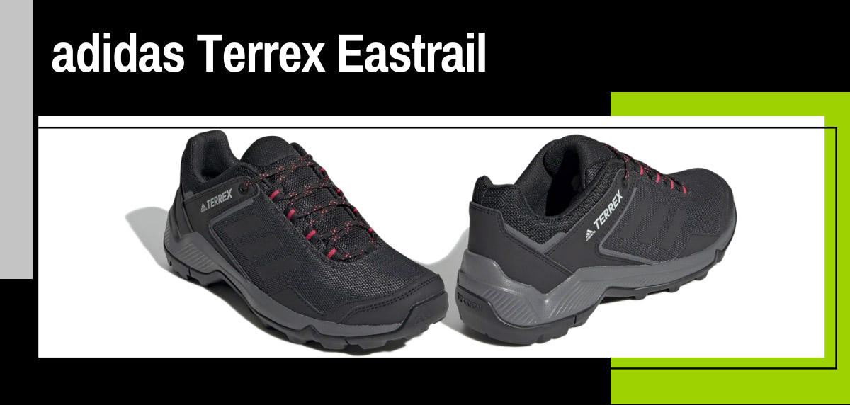 Mejores zapatillas de trail adidas para mujer - adidas Terrex Eastrail