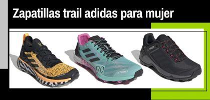 Son perfectas para tus aventuras trail running, además son bonitas y son adidas ¿Quieres conocerlas?