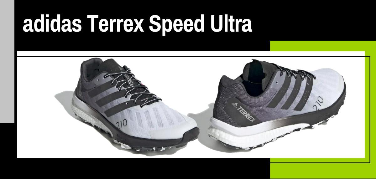 Mejores zapatillas de trail adidas para mujer - adidas Terrex Speed Ultra