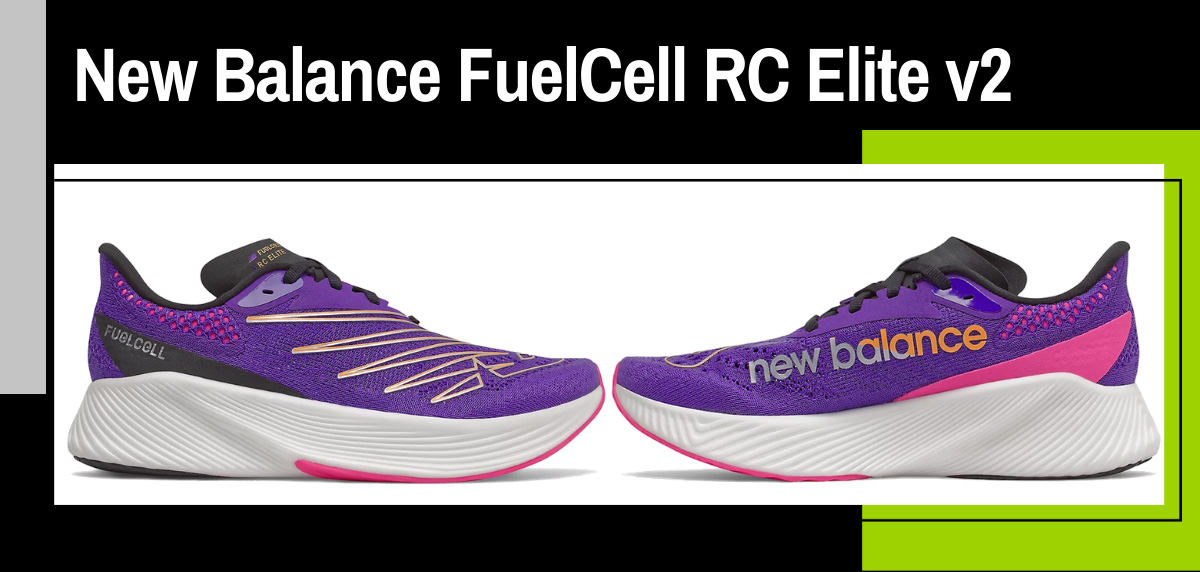 Zapatillas voladoras de New Balance con FuelCell ACL - New Balance FuelCell RC Elite v2