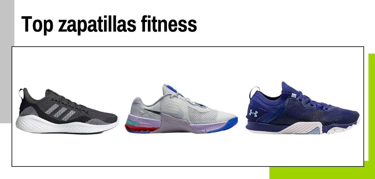 Las 10 mejores zapatillas de fitness 2021