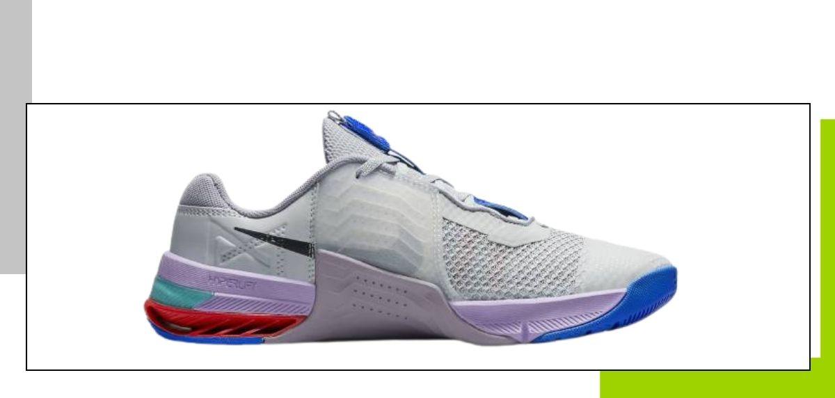 Las 10 mejores zapatillas de fitness 2021, Nike Metcon 7