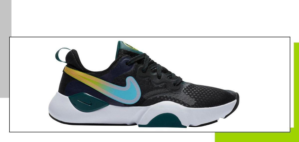 Las 10 mejores zapatillas de fitness 2021, Nike SpeedRep