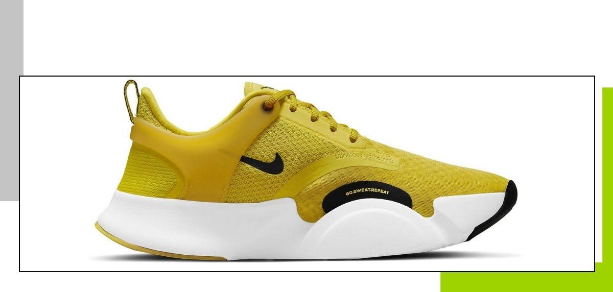 Las 10 mejores zapatillas de fitness 2021, Nike SuperRep Go 2
