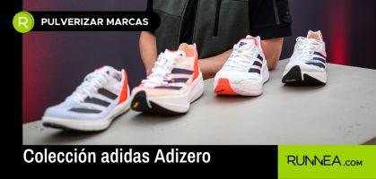 ¡Las 3 claves que te llevarán a calzarte la colección Adizero de adidas y sus zapatillas más destacadas!