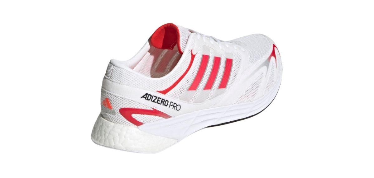 adidas Adizero Pro v1 DNA, competición
