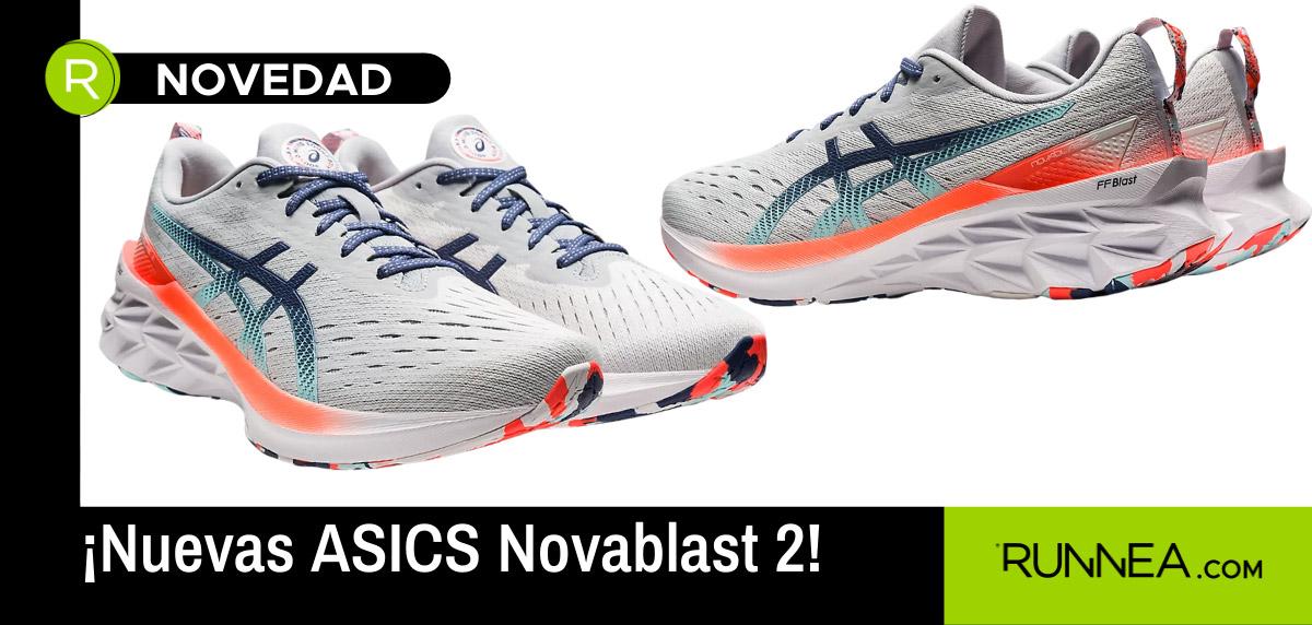 ¿Por qué estas ASICS Novablast 2 son más reactivas? ¡Todos sus puntos fuertes! - foto 1