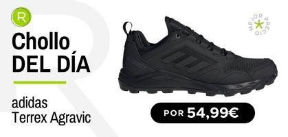 Chollo del día: ¡adidas Terrex Agravic por 54,99€!
