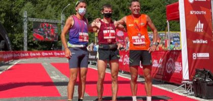 Skyrace Comapedrosa 2021: Christian Mathys y Denisa Dragomir vencedores del trail