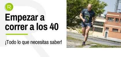 Empezar a correr a los 40: seis consejos que te ayudarán a hacerlo de forma adecuada