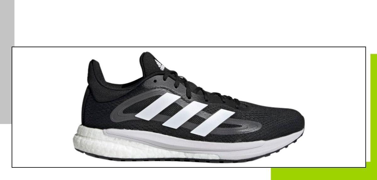 Guía para elegir las zapatillas de running adecuadas, adidas SolarGlide 4
