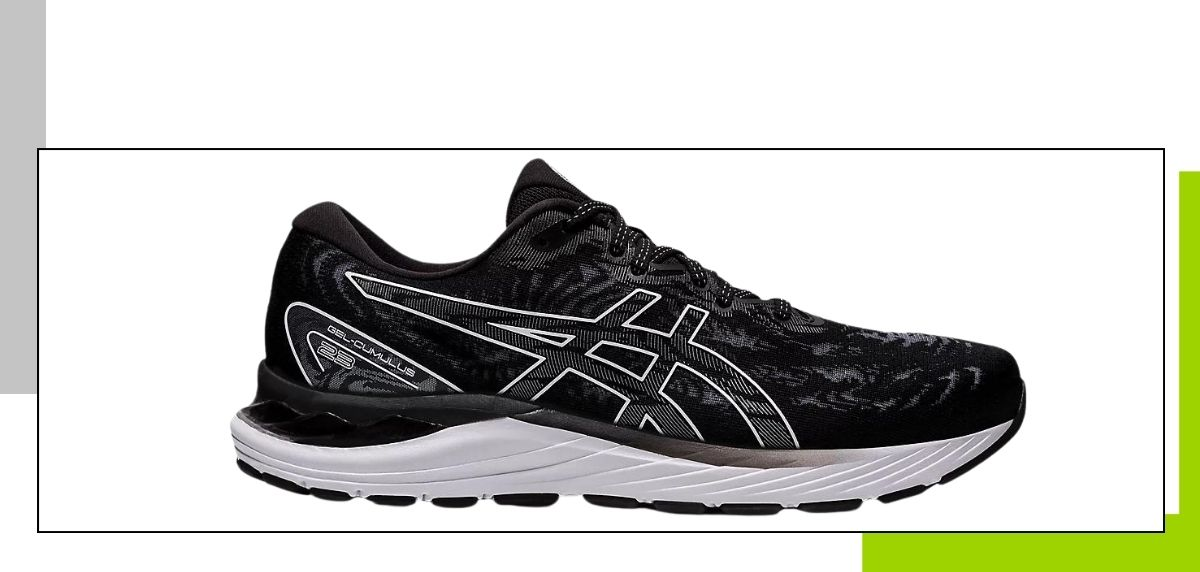 Guía para elegir las zapatillas de running adecuadas, ASICS Gel Cumulus 23