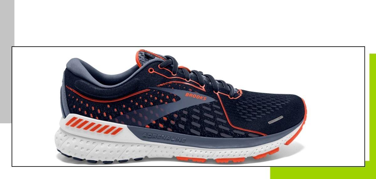 Guía para elegir las zapatillas de running adecuadas, Brooks Adrenaline GTS 21