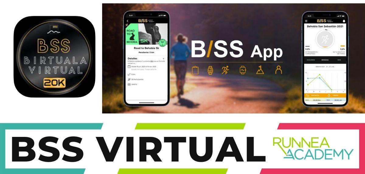 Aplicaciones para correr iPhone: las 10 mejores apps de running, BSS Virtual 2021