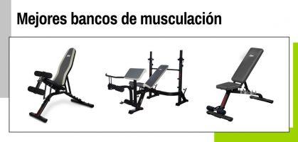 Los mejores bancos de musculación para ejercitarte en casa