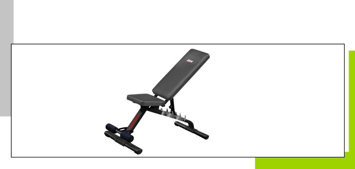 Le migliori panche pesi per allenarsi a casa, panca multiposizione BH G310FD