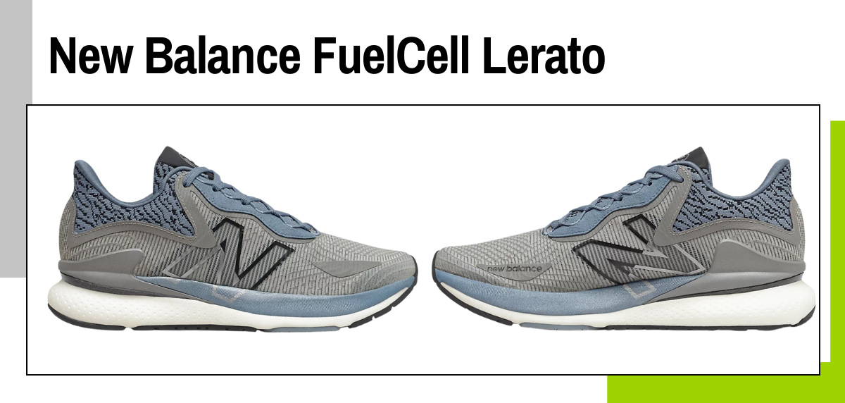 Mejores zapatillas para caminar rápido y practicar marcha deportiva - New Balance FuelCell Lerato