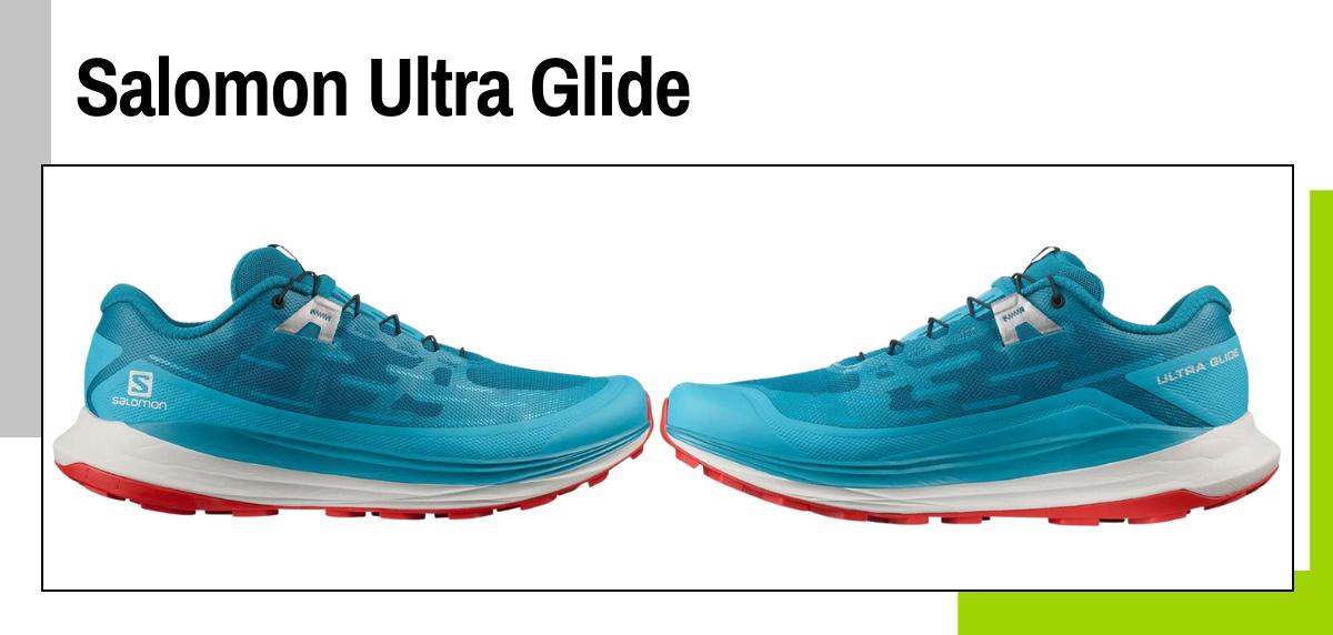 Mejores zapatillas para caminar rápido y practicar marcha deportiva - Salomon Ultra Glide