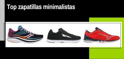 Las mejores zapatillas minimalistas para correr