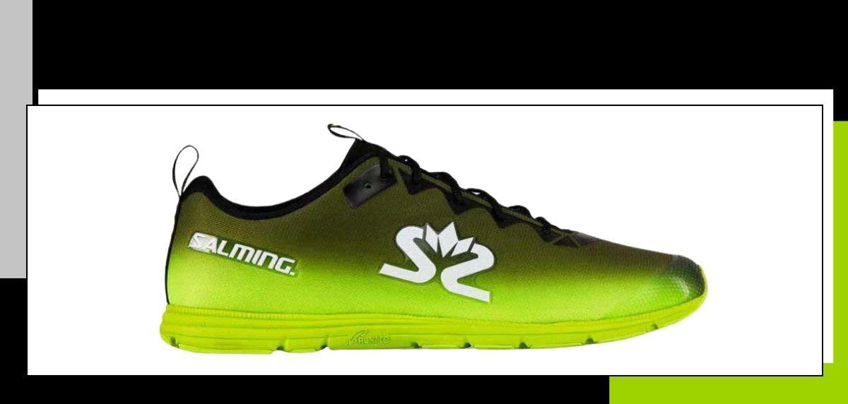 Las mejores zapatillas minimalistas para correr, Salming Race 7