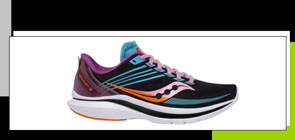 Las mejores zapatillas minimalistas para correr, Saucony Kinvara 12