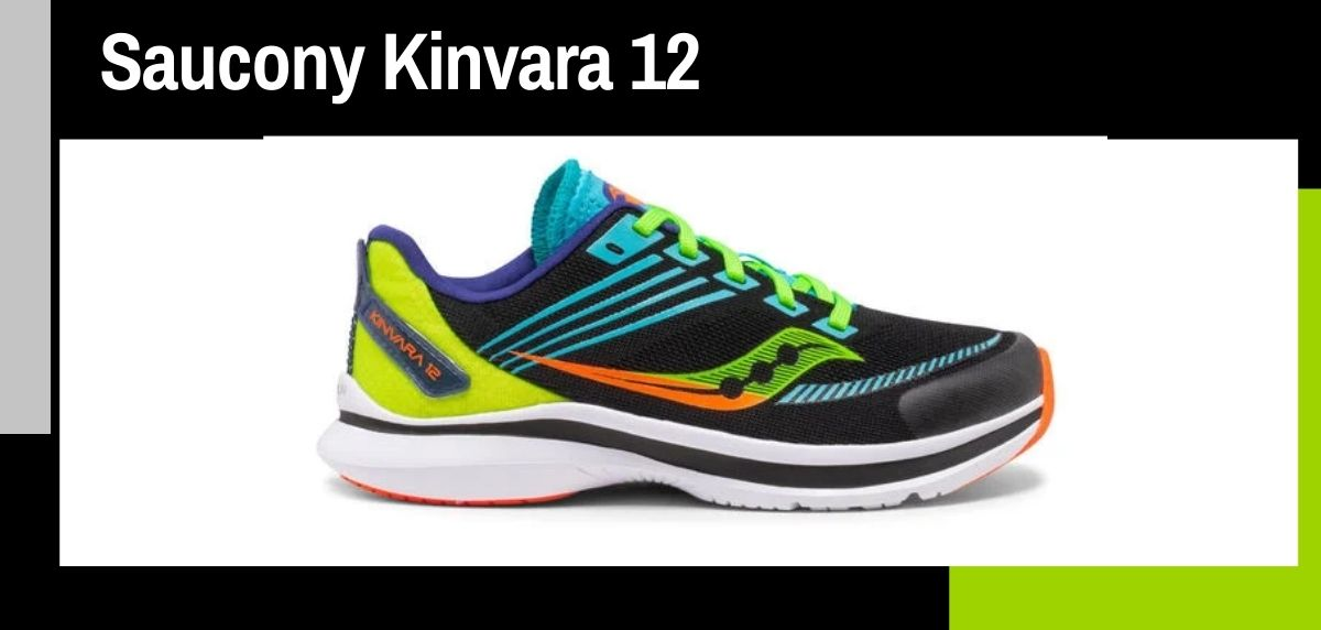 Mejores zapatillas running para correr en verano, Saucony Kinvara 12