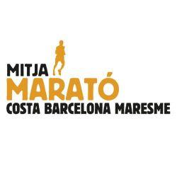 Cartel - Mitja Marató Costa Barcelona-Maresme 2021