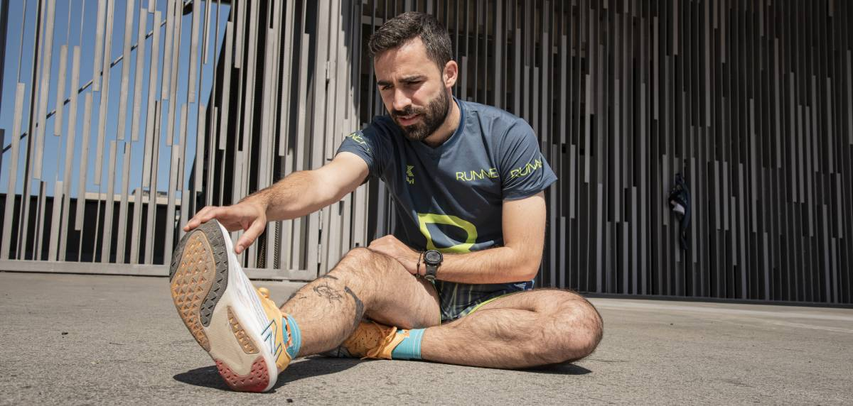 El muro en el maratón, agotamiento glucógeno