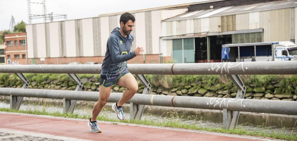 El muro en el maratón, ritmo de carrera