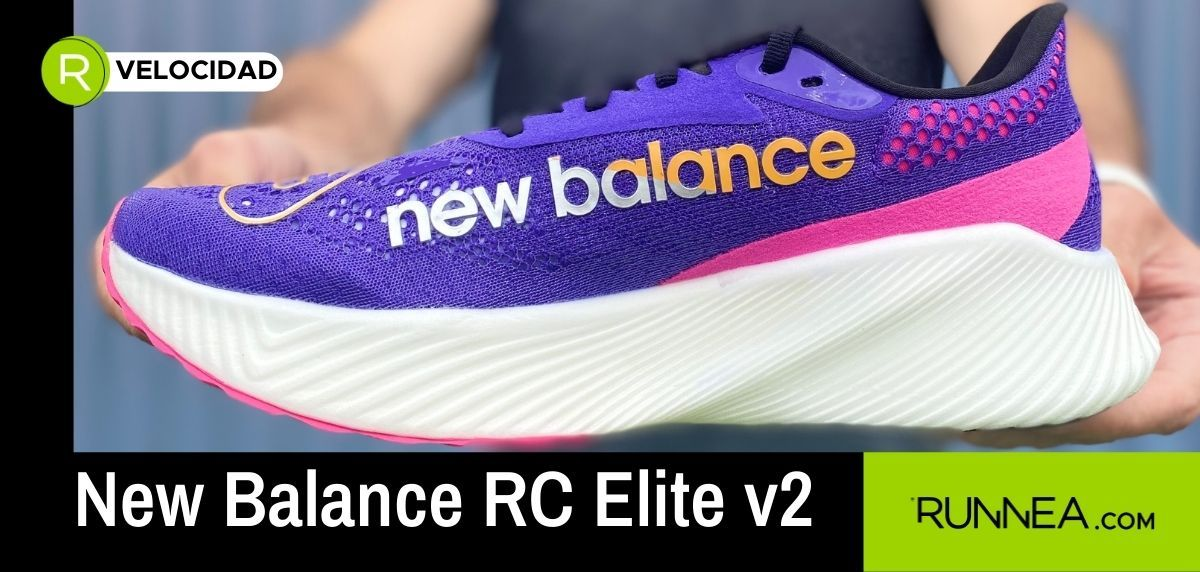 ¿Velocidad y confort? Sí, es posible con las nuevas New Balance FuelCell RC Elite v2
