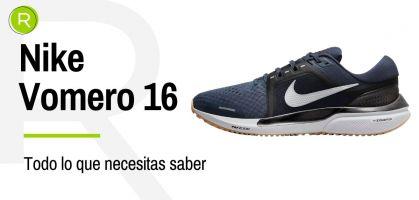 Igual aún no te has enterado pero las Nike Vomero 16 ya están aquí