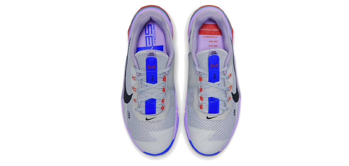 Nike Metcon 7, upper