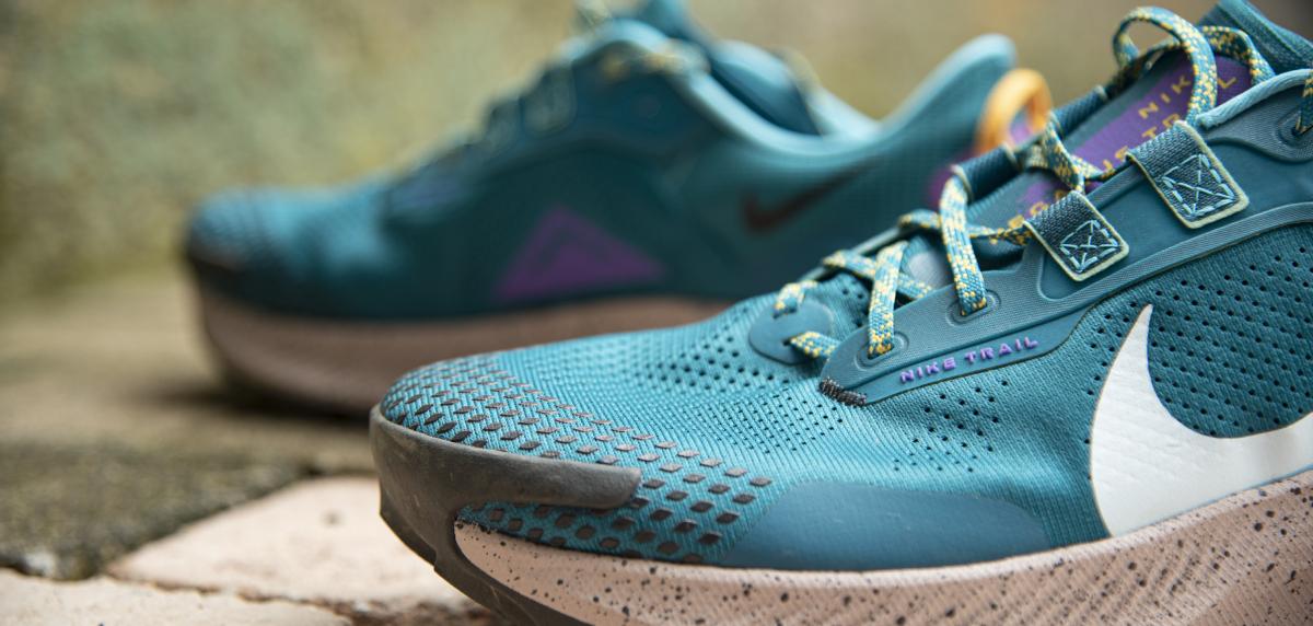 Nike Pegasus Trail 3, exterior