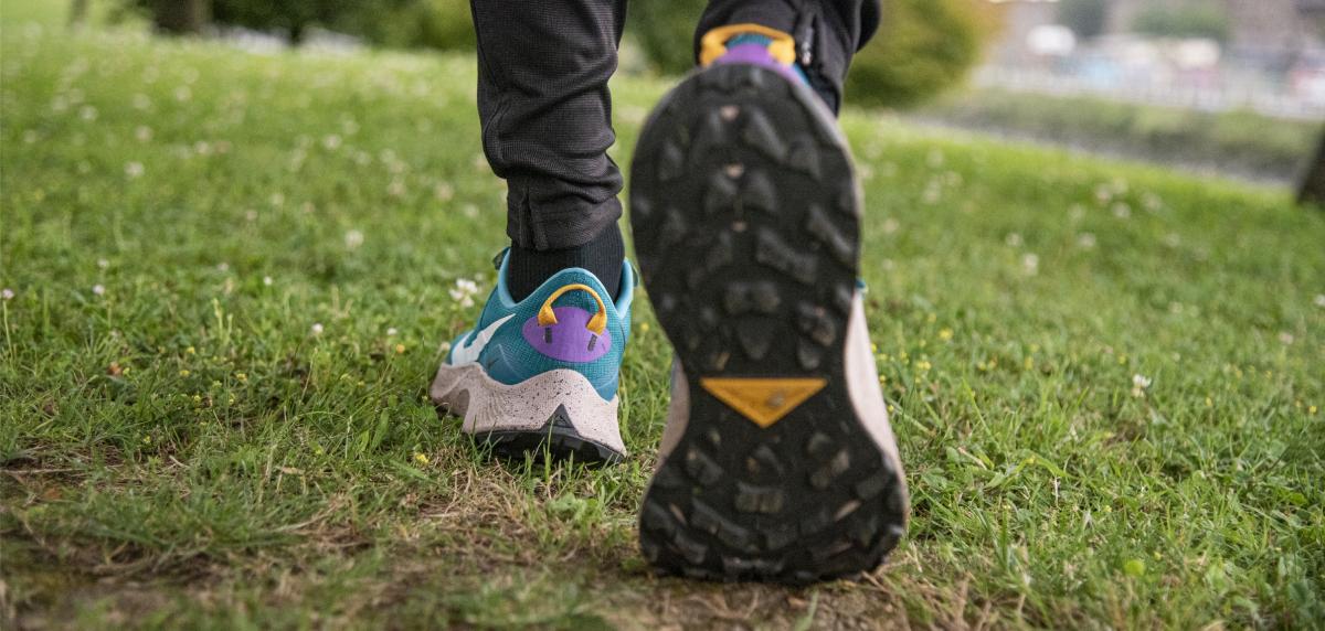 Nike Pegasus Trail 3, suela