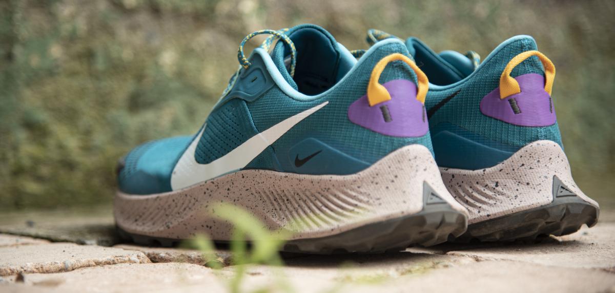 Nike Pegasus Trail 3, talonera