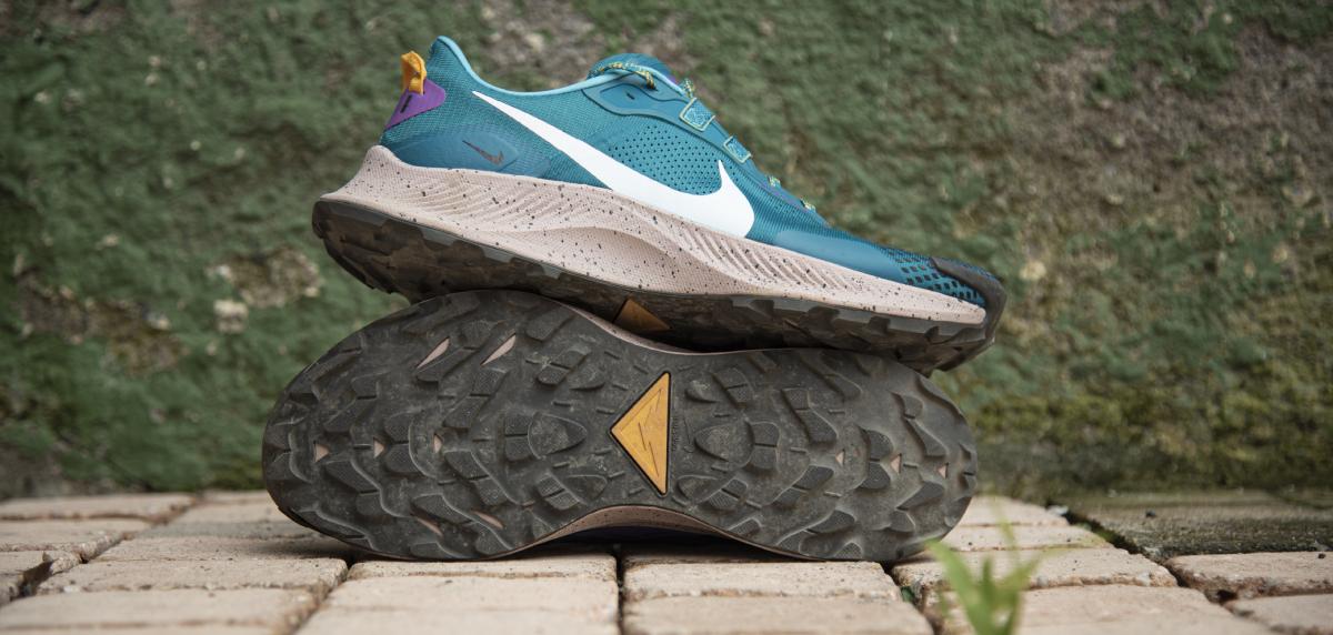 Nike Pegasus Trail 3, upper