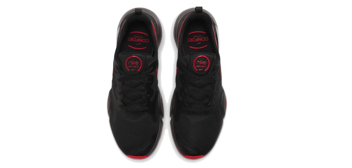 Nike SpeedRep, upper