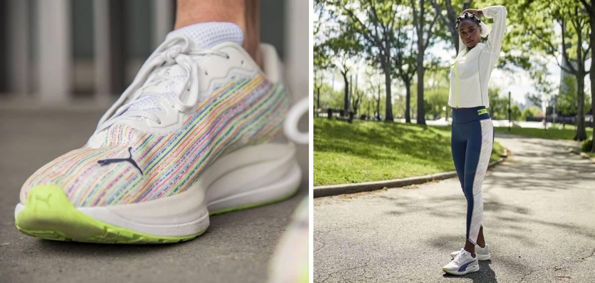 Outfit running mujer: los mejores conjuntos para correr este verano de PUMA. Transpirabilidad
