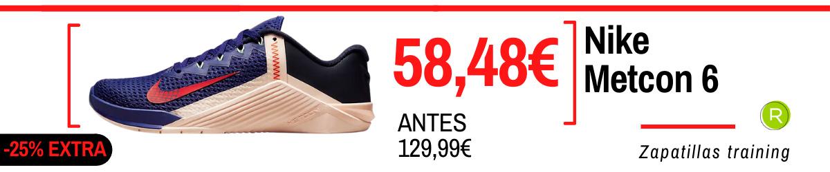 Rebajas de verano 2021 Nike en zapatillas training - Nike Metcon 6