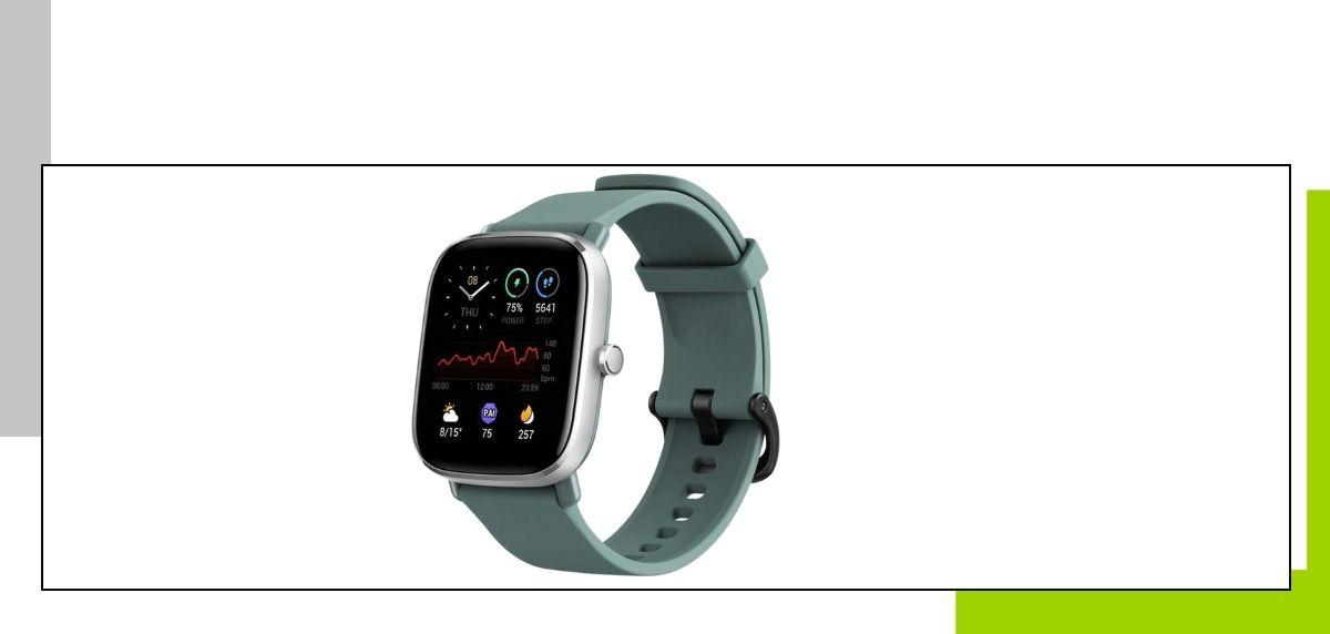 Rebajas relojes para correr en 2021: los mejores smartwatch con GPS y pulsómetros, Amazfit GTS 2