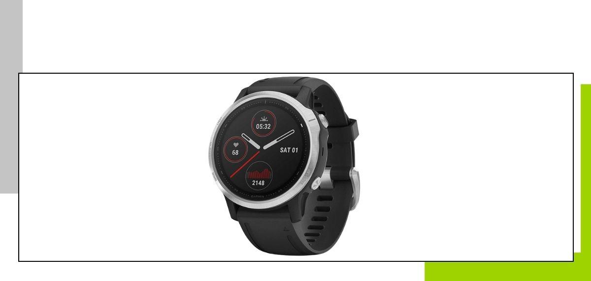 Rebajas relojes para correr en 2021: los mejores smartwatch con GPS y pulsómetros, Garmin Fenix 6
