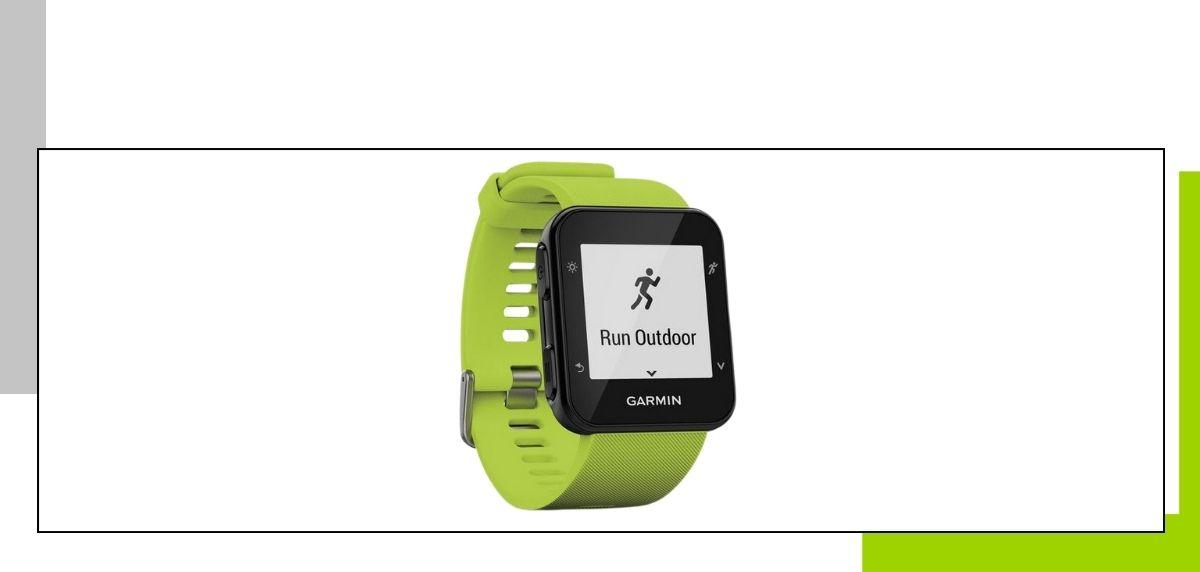 Rebajas relojes para correr en 2021: los mejores smartwatch con GPS y pulsómetros, Garmin Forerunner 35