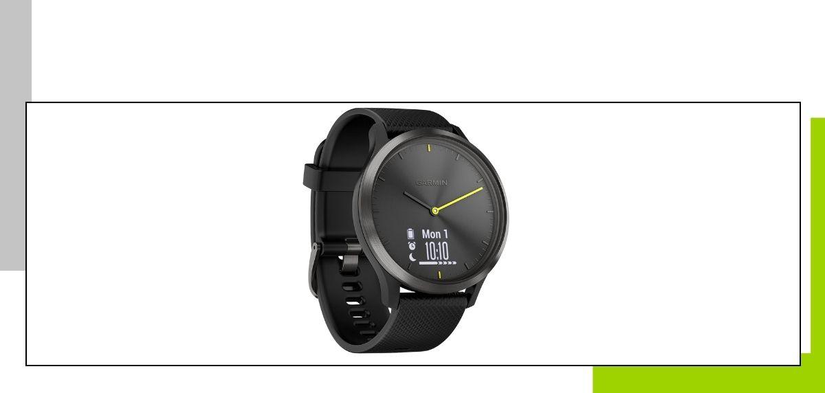 Rebajas relojes para correr en 2021: los mejores smartwatch con GPS y pulsómetros, Garmin Vivomove HR