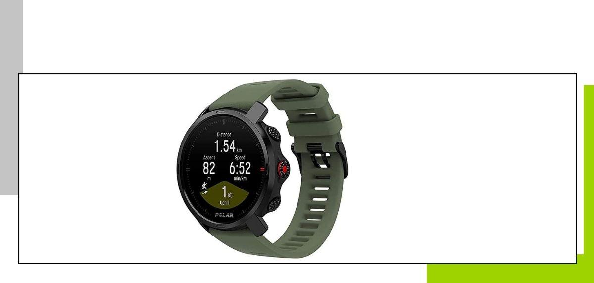 Rebajas relojes para correr en 2021: los mejores smartwatch con GPS y pulsómetros, Polar Grit X