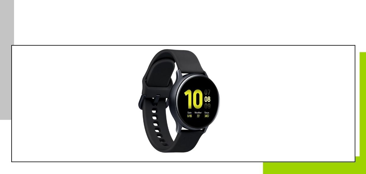 Rebajas relojes para correr en 2021: los mejores smartwatch con GPS y pulsómetros, Samsung Galaxy Watch Active2